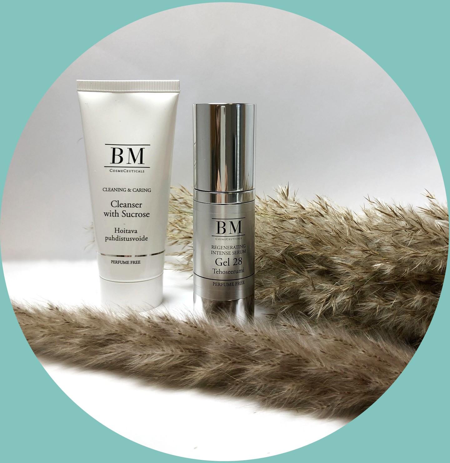 BM CosmeCeuticals Logo